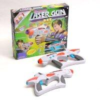2 in 1 Infrared Super Laser Gun Set (Twinset)