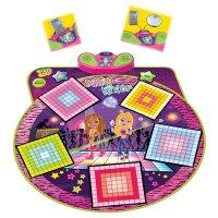 Dance Mixer Playmat (With Built-in Amplifier for Portable CD/MP3 Plug